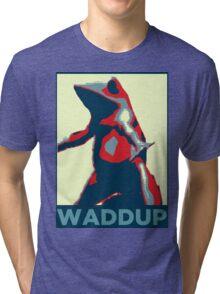 Boi : Waddup Tri-blend T-Shirt