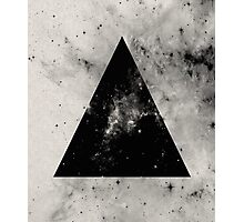 Triangular Universe Photographic Print