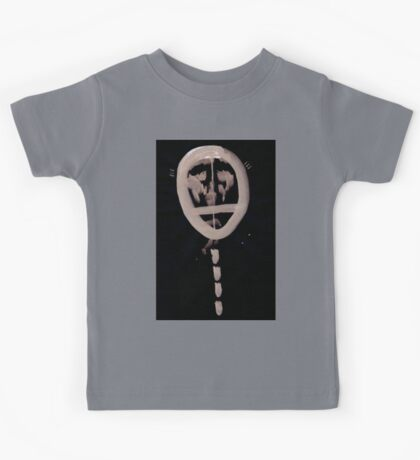 0076 - Brush and Ink - Lol Kids Tee