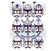 501st 9-pack Poster
