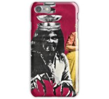 She called him her sterling silver boy. . .  iPhone Case/Skin