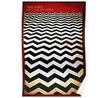Twin Peaks Minimalist Poster