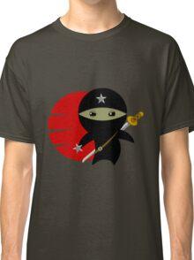 Ninja Star - Darker Version Classic T-Shirt