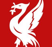 European Elite - Liverpool FC - White Sticker