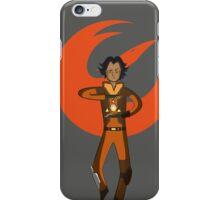 Dark Rebel iPhone Case/Skin