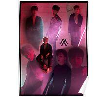 Monsta X Poster