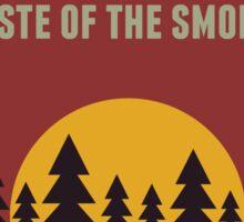 CHEROKEE NORTH CAROLINA MOUNTAIN SMOKIES SMOKY MOUNTAINS Sticker