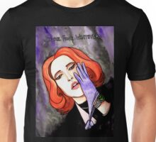 "Scully ""Sure.Fine.Whatever."" Unisex T-Shirt"