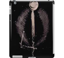 0073 - Brush and Ink - Halide_ iPad Case/Skin