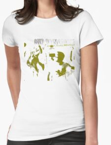 Kid Dynamite T-Shirt Womens Fitted T-Shirt