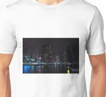 Melbourne at night 11 [r] Unisex T-Shirt