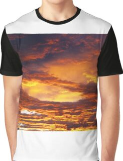 Cloudy sky in the morning Graphic T-Shirt