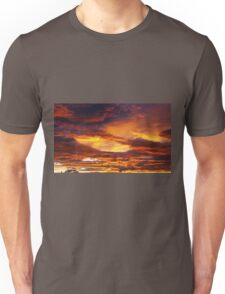 Cloudy sky in the morning Unisex T-Shirt