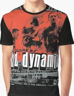 Kid Dynamite T-Shirt Graphic T-Shirt