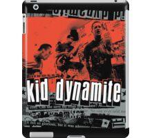 Kid Dynamite T-Shirt iPad Case/Skin
