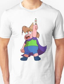 Clarence, Wielder of 31 Flavors Unisex T-Shirt