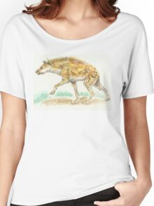 Hyena  Women's Relaxed Fit T-Shirt