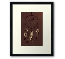 Poisoned dreams Framed Print