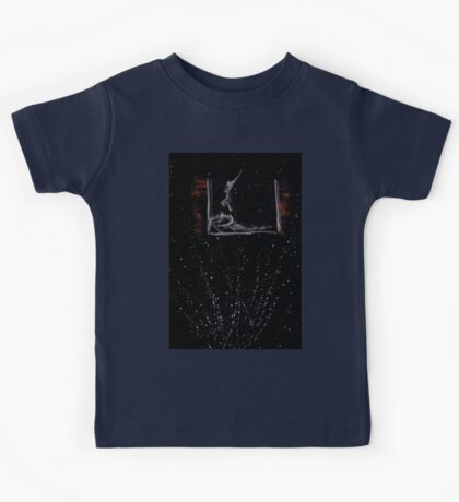 0069 - Brush and Ink - Outside Kids Tee