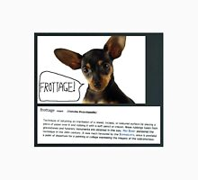 Frottage Chihuahua Definition Unisex T-Shirt