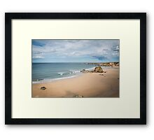 Telling stories Framed Print