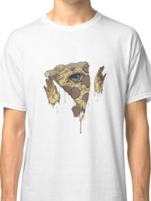 P1ZZA FACE Classic T-Shirt