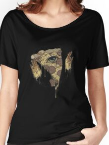 P1ZZA FACE Women's Relaxed Fit T-Shirt