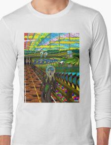 GH0ST Long Sleeve T-Shirt