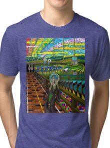 GH0ST Tri-blend T-Shirt