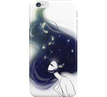 silent stars iPhone Case/Skin