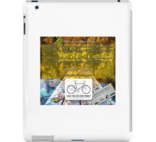 Alternative Travel Project iPad Case/Skin