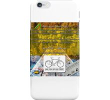 Alternative Travel Project iPhone Case/Skin