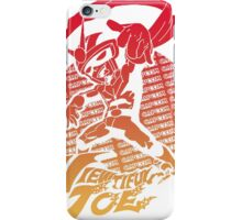Joe the Hero iPhone Case/Skin