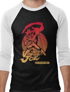 Joe the Hero Men's Baseball ¾ T-Shirt