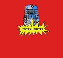 Time And Relative Pixels: Dalek Unisex T-Shirt
