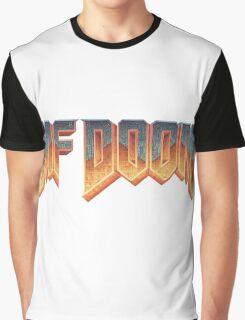 Metal Face Gamer Graphic T-Shirt