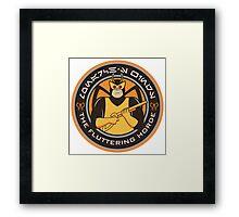 Venture Bros Henchman Horde 501st Framed Print