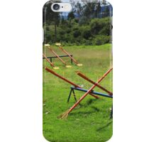 Playground iPhone Case/Skin
