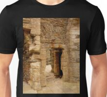 Walls of the Earl's Palace Unisex T-Shirt