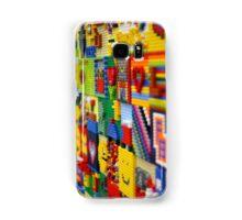 Wall of Lego Samsung Galaxy Case/Skin