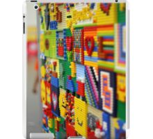 Wall of Lego iPad Case/Skin