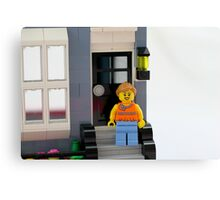 Lego Porch Canvas Print