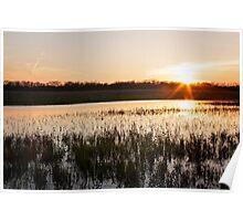 DeSoto Sunset Poster