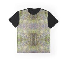 Reed and waterlily patterns Graphic T-Shirt