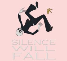 Silence Will Fall Kids Tee