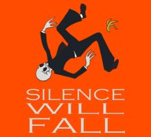 Silence Will Fall Kids Tee