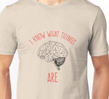 Andy Dwyer's Brain Unisex T-Shirt