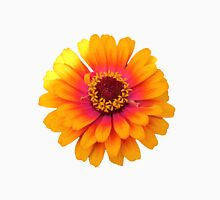 Vibrant Orange Flower Women's Relaxed Fit T-Shirt