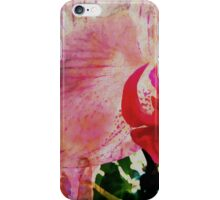 Crimson Moments iPhone Case/Skin