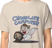 Chocolate Computer Classic T-Shirt